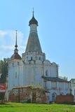 Ogiltiga Pyotr Mitropolit & x27; s-kyrka i mitten av Pereslavl-Zalessky, Ryssland Royaltyfria Foton
