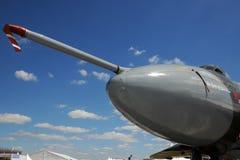 Ogiva del bombardiere di Vulcan Fotografia Stock Libera da Diritti