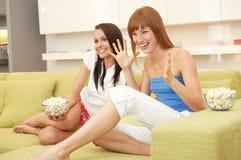 oglądanie telewizji zdjęcia royalty free
