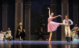 Ogni amante vede le mille tolleranze nelle schiaccianoci care di balletto dell'oggetto- Fotografia Stock Libera da Diritti