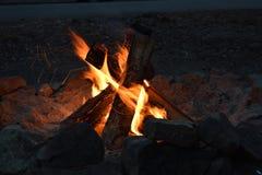 ognisko Obrazy Stock