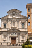Ognissanti Church of All Saints Stock Image