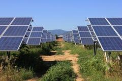 Ogniwa Słoneczne Obraz Stock