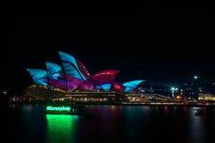 Ognuno ama Sydney a Sydney Festival vivo Fotografie Stock