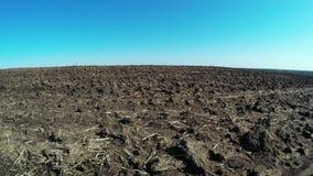 Ogołaca glebową wiosny naturę zbiory
