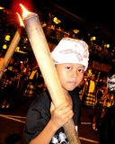Ogoh Ogoh Denpasar, Bali, Indonesia Fotografia Stock Libera da Diritti