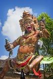 Ogoh-ogoh en Bali, Indonesia Foto de archivo libre de regalías