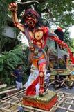 Ogoh-Ogoh monsters at Ubud, Bali Royalty Free Stock Photo