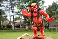 Ogoh-Ogoh monsters at Ubud, Bali Stock Photos