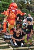 Ogoh-Ogoh monsters at Ubud Stock Photography