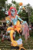 Ogoh-Ogoh monsters at Ubud Stock Images