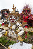 Ogoh-Ogoh Statues, Bali, Indonesia Stock Photo