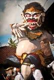 Ogoh-Ogoh Statues, Bali, Indonesia Stock Image