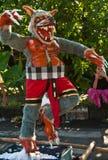 Ogoh-Ogoh statyer, Bali, Indonesien Royaltyfri Fotografi