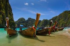 Ogon łódkowata podróż Zdjęcie Stock