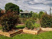 Ogródów pudełka Fotografia Royalty Free