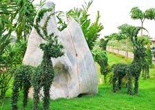 Ogród. Zdjęcie Stock