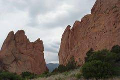 Ogród bóg park narodowy Zdjęcia Royalty Free