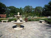 Ogród botaniczny zdjęcie stock