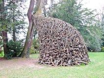 Ogród Botaniczny, Genewa, Szwajcaria Obraz Stock