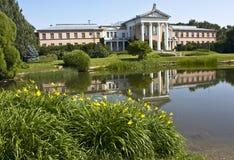ogród botaniczny Moscow Zdjęcia Royalty Free