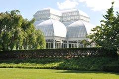 ogród botaniczny, nowy jork zdjęcie stock