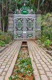 ogród botaniczny Paulo sao zdjęcia stock