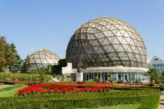 ogród botaniczny szklarnia Fotografia Royalty Free