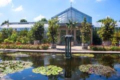 Ogród botaniczny w Bonn fotografia stock