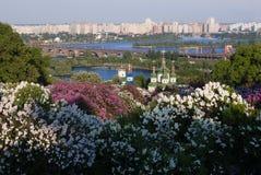 Ogród Botaniczny w Kijów, Ukraina obraz stock