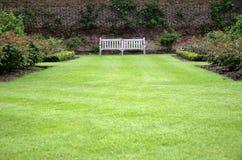 ogród na stanowisku badawczym Zdjęcia Stock