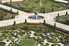 ogród pałacu kibla t Obrazy Royalty Free