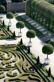 ogród pałacu kibla t Zdjęcie Royalty Free