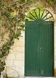 ogród zielonych Zdjęcia Stock