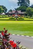 Ogródy botaniczni Bogor, Zachodni Jawa, Indonezja Zdjęcie Royalty Free