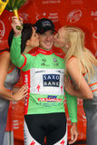 OGrady In Tour Down Under Stock Photo
