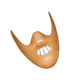 Ograniczenie maska Zdjęcia Royalty Free