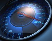 Ograniczenie prędkość ilustracja wektor