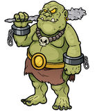 Ogre Royalty Free Stock Images