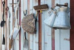 ogrodnictw narzędzia Zdjęcie Royalty Free