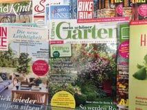 Ogrodnictwo magazynów pokrywy Obraz Stock