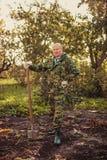 Ogrodniczka. fotografia royalty free
