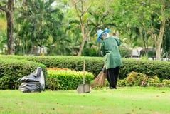 Ogrodniczka fotografia royalty free