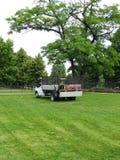ogrodniczki ciężarówka s Zdjęcia Stock