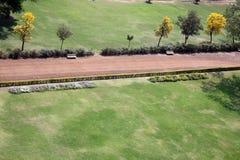 ogrodowa ścieżka Zdjęcia Stock