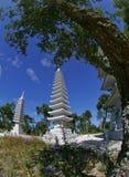 ogrodowa buddhist statua fotografia stock