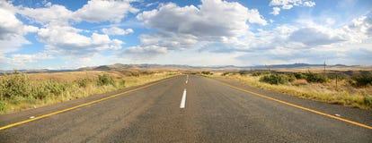 Ogrodowa droga Zdjęcie Royalty Free