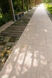 Ogrodowa droga obrazy stock