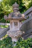 Ogrodowa lampa Obraz Stock