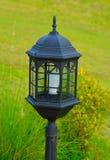 Ogrodowa lampa Obrazy Royalty Free
